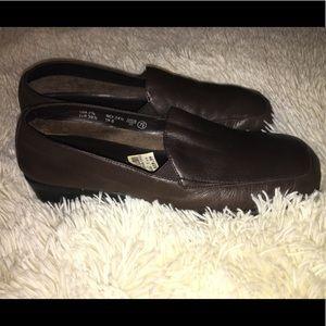 Predictions Dark Brown Comfort Loafers